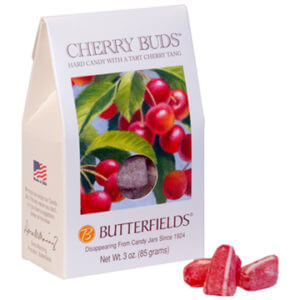 Cherry Hard Candy