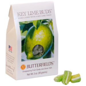Key Lime Hard Candy