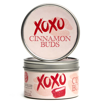 Cinnamon tins - For the true Hard Candy lovers try Cinnamon Buds hard candy