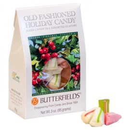 Old Fashioned Holiday Hard Candy