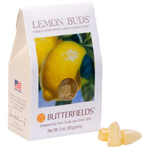 Lemon Hard Candy