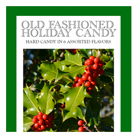 old fashioned hard candy by butterfields candy hard candy maker based in north carolina - Old Fashioned Hard Christmas Candy